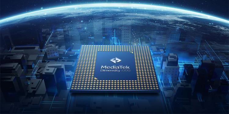 Представлена 5G-платформа MediaTek Dimensity 1000