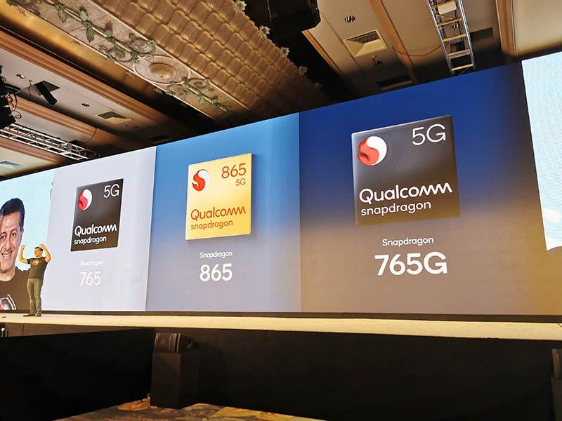 Анонс чипов Qualcomm Snapdragon 765 и Snapdragon 765G