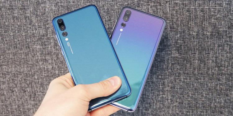 Владельцы Huawei P20 и Huawei P20 Pro начали получать EMUI 10