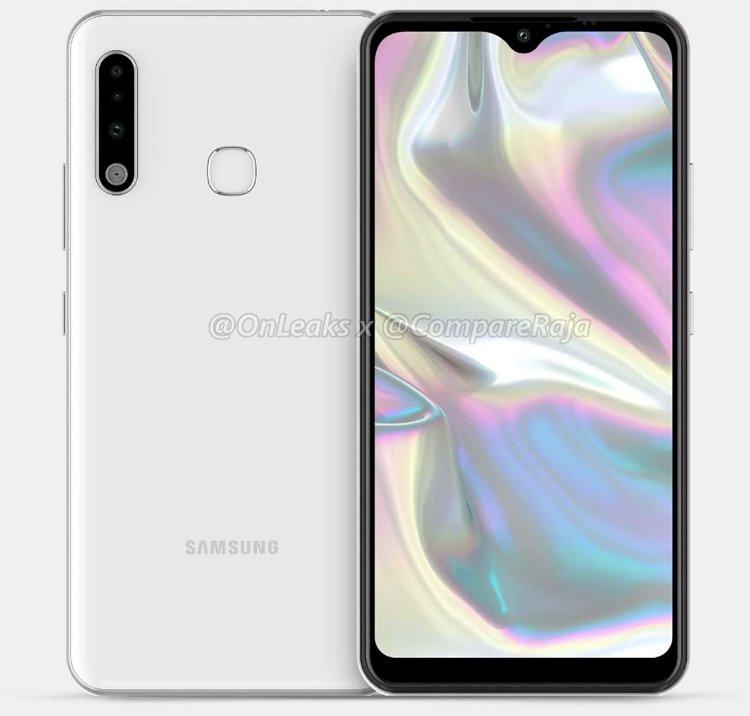 Samsung Galaxy A70e - странный смартфон компании
