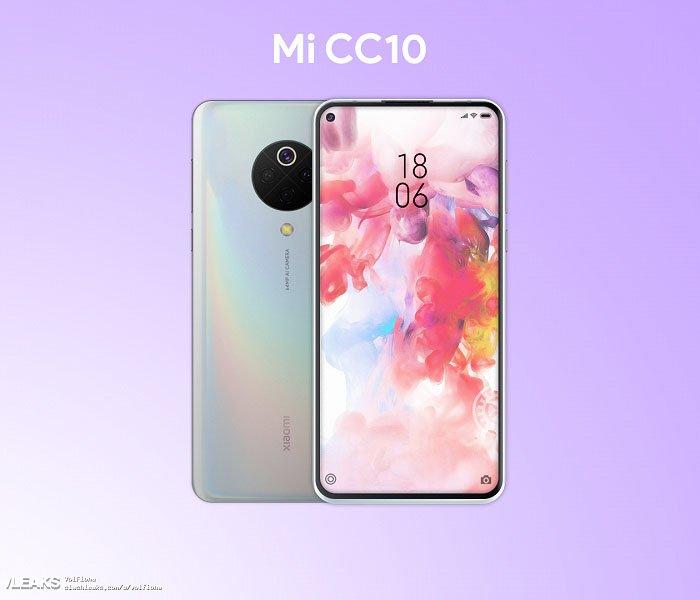 Xiaomi Mi 10 Lite не будет похож на Xiaomi Mi 10 и Mi 10 Pro