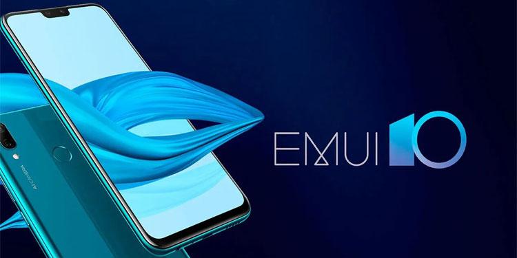 Какие смартфоны Huawei получат EMUI 10 в феврале