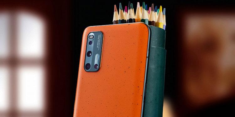 Мощный смартфон iQOO 3 представлен официально