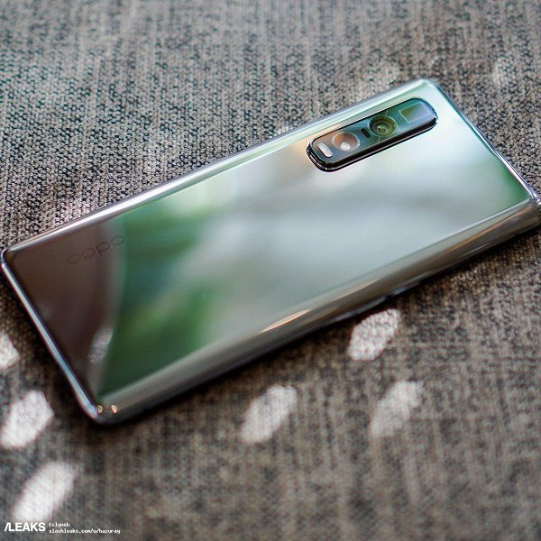 "Смартфон Oppo Find X2 Pro впервые на ""живых"" фото"