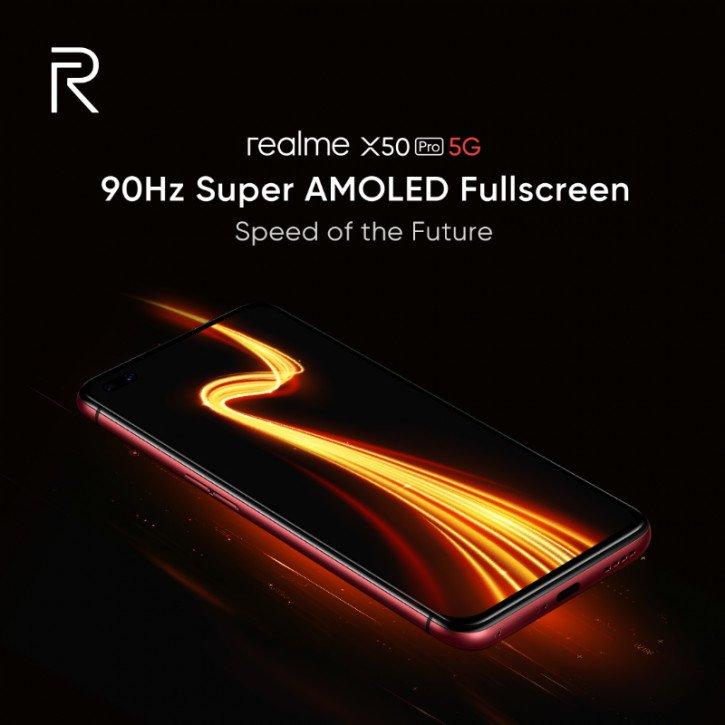 Realme X50 Pro будет даже лучше, чем Xiaomi Mi 10 Pro?
