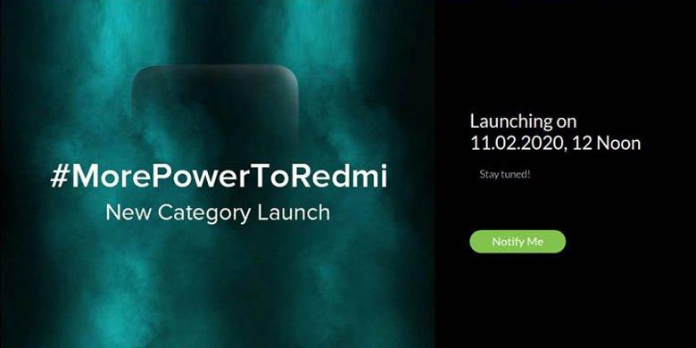 Компания Xiaomi уже рекламирует бюджетник Redmi 9A