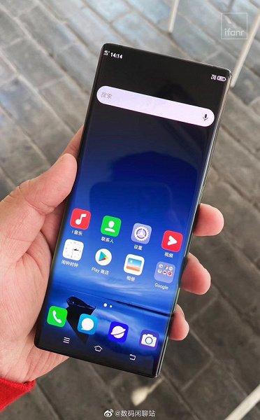 Представлен Vivo Apex 2020 - смартфон, который впечатляет