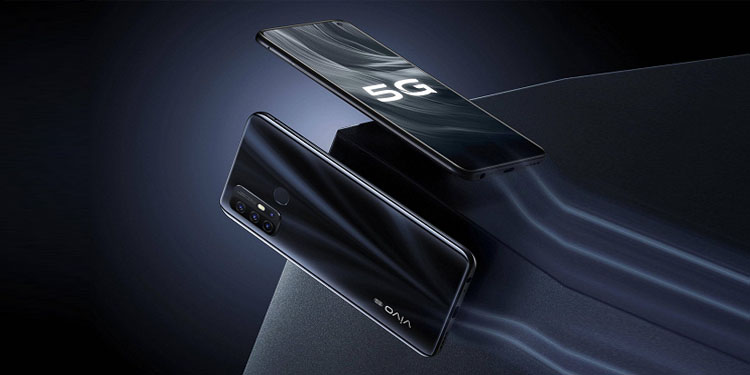 Смартфон Vivo Z6 позирует на официальных рендерах