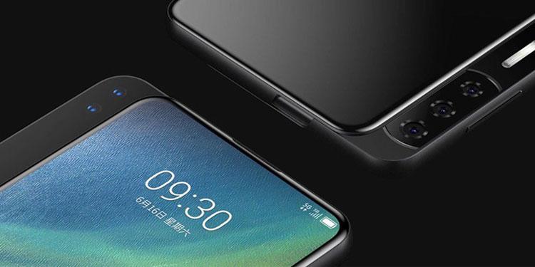Xiaomi получила патент на горизонтальный слайдер