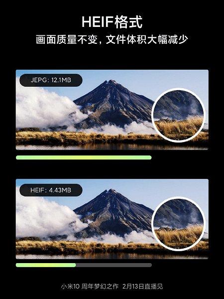 Xiaomi показала возможности 50х зума камеры Xiaomi Mi 10