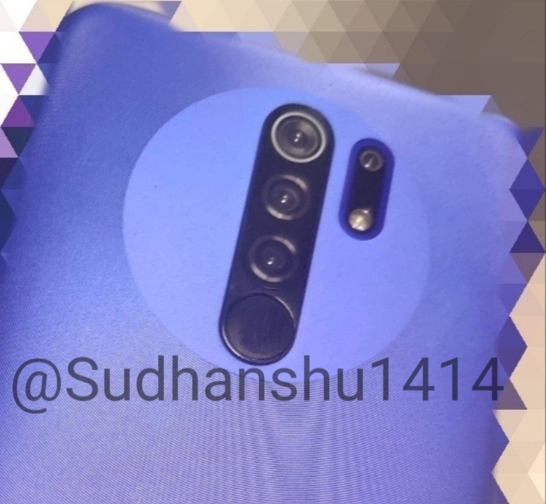 Новые подробности и фото смартфона Redmi 9