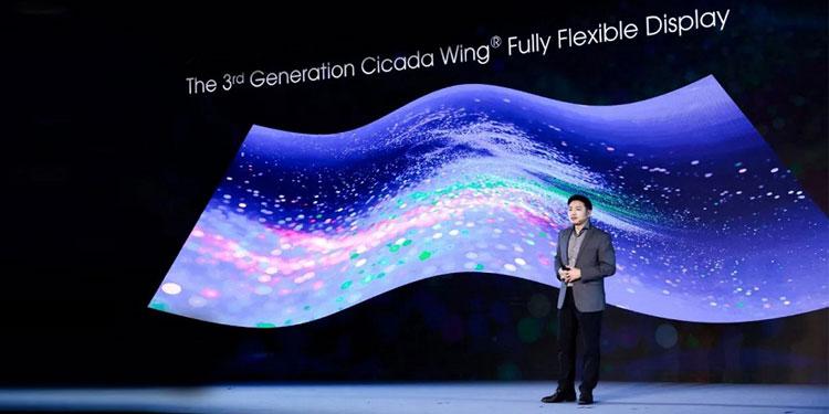 Представлен гибкий смартфон FlexPai 2 на Snapdragon 865
