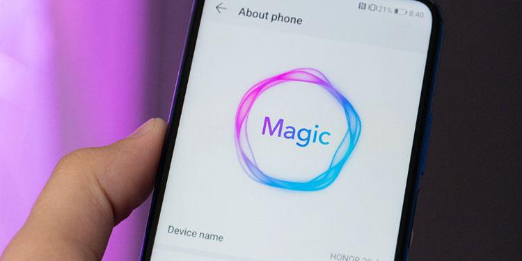 Honor возобновляет распространение Magic UI 3.0