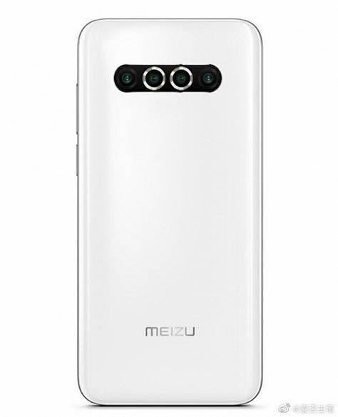 Флагману Meizu 17 обещают горизонтальную основную камеру