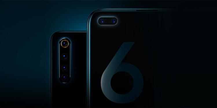 Состоялся официальный анонс смартфонов Realme 6 и 6 Pro