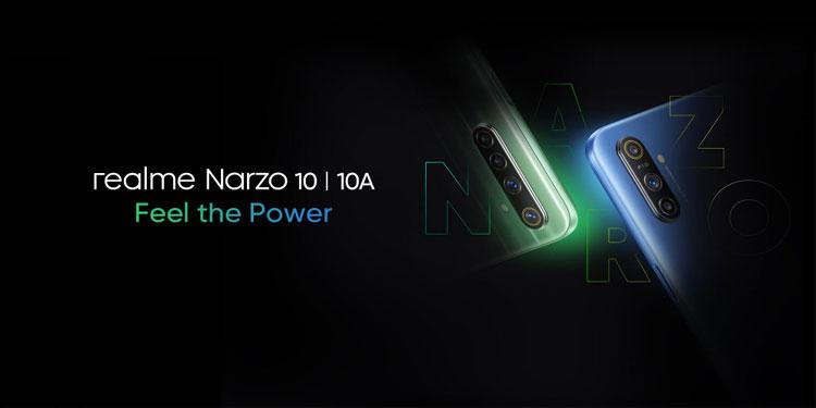 Старт продаж Realme Narzo 10 and Narzo 10A отменен