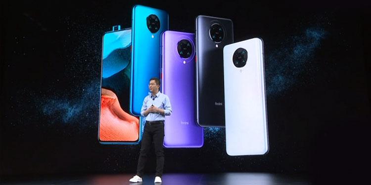 Флагманский смартфон Redmi K30 Pro представлен официально