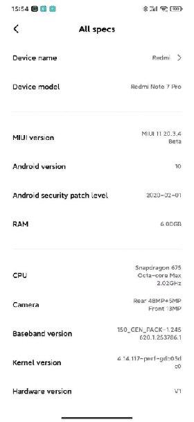 Для Redmi Note 7 Pro уже тестируют MIUI 11 на Android 10