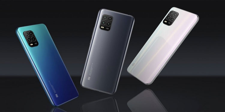 Смартфон Xiaomi Mi 10 Lite представлен официально