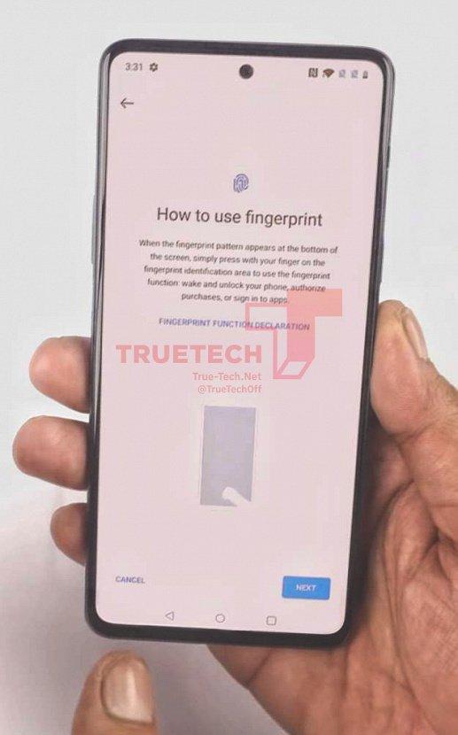Смартфон OnePlus Z показали на реальной фотографии