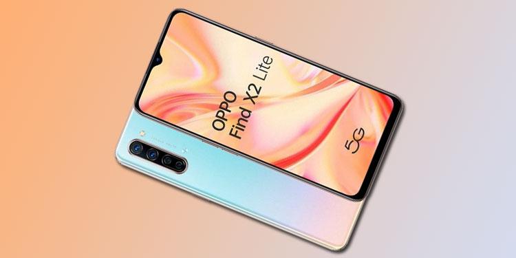 К премьере готовится смартфон Oppo Find X2 Lite