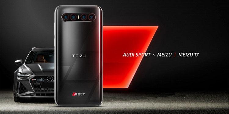 Флагман Meizu 17 получит специальную версию Audi