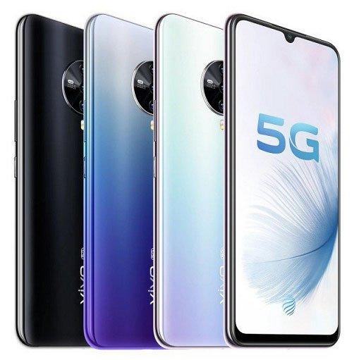 Состоялась премьера 5G-смартфона Vivo S6