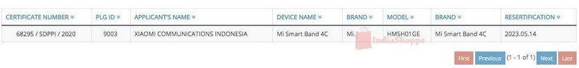 Анонс Xiaomi Mi Band 5 и Mi Band 4C уже не за горами