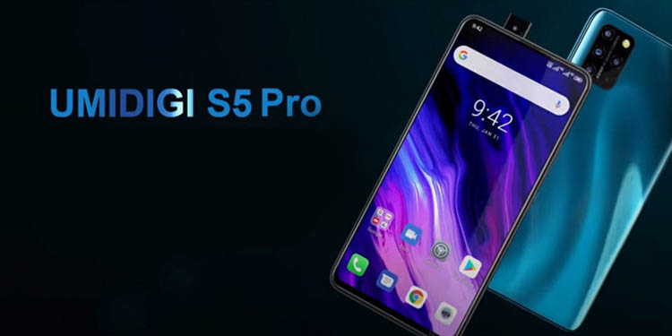 Umidigi S5 Pro оснастили чипом MediaTek Helio G90T