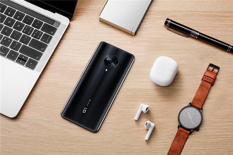 Vivo G1 5G предназначен для корпоративных пользователей