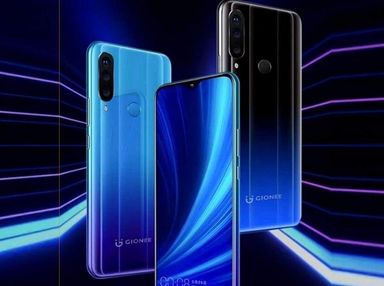 Gionee возвращается - смартфон 8/256 Гб всего за $150