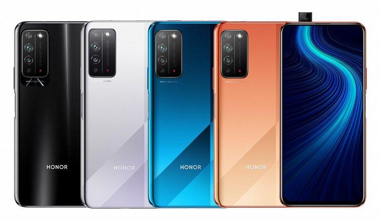 Опубликованы новые подробности о смартфоне Honor X10