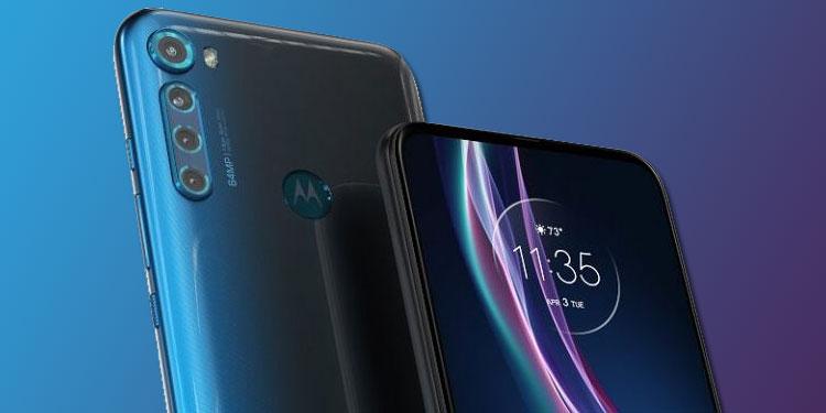 Инсайдеры раскрыли характеристики Motorola One Fusion+