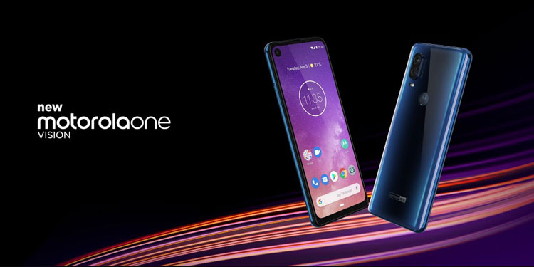Motorola One Vision Plus замечен в бенчмарке Geekbench