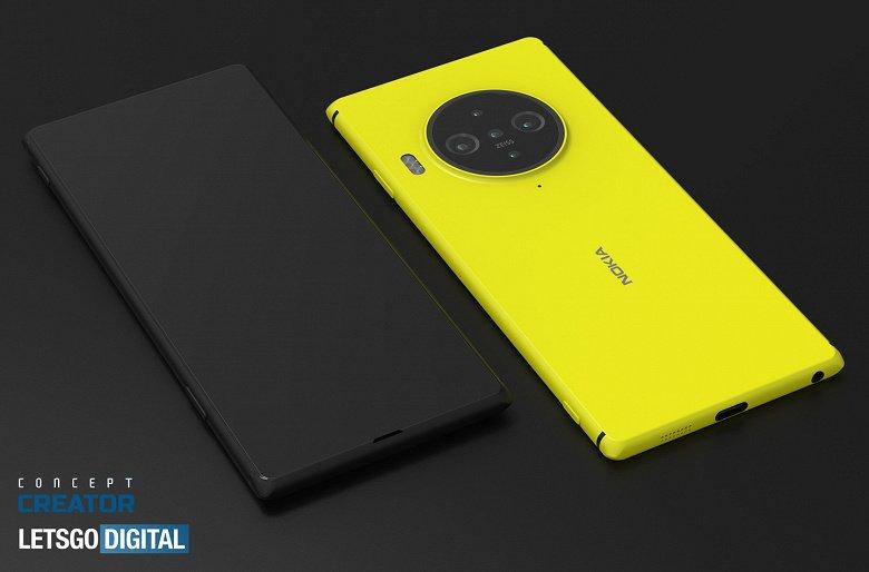 Nokia 9.3 PureView показали на рендерах и видео