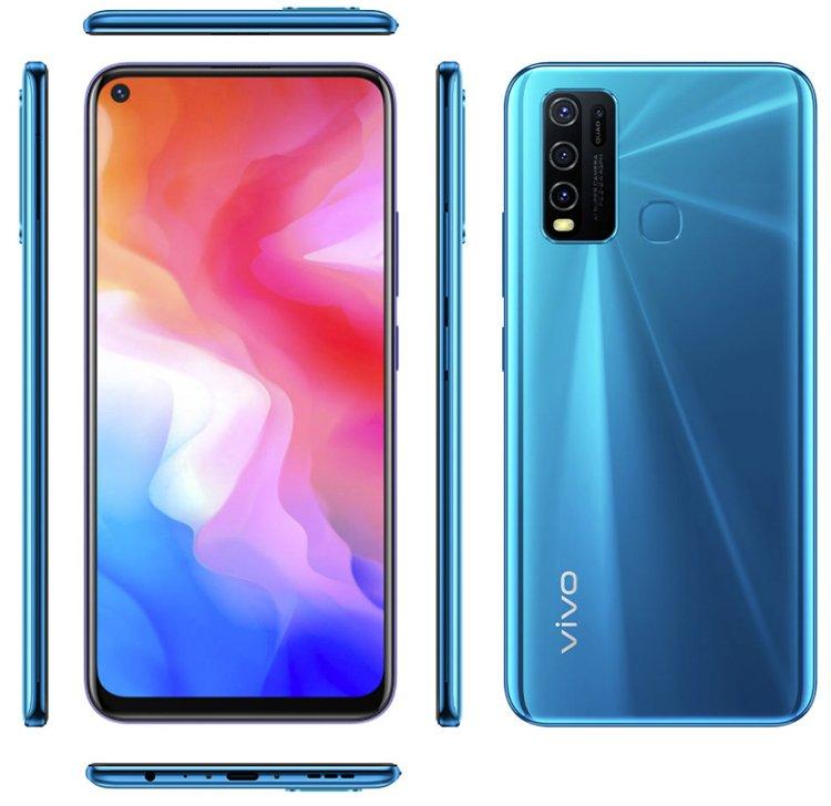 Смартфон Vivo Y30 получил экран Ultra O Screen