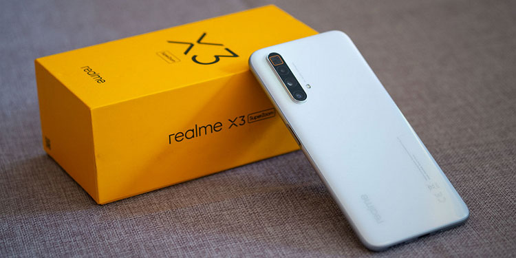 Раскрыты характеристики смартфона Realme X3