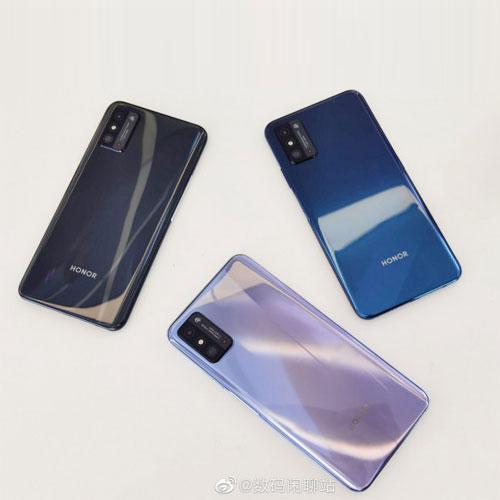Новые подробности и живые фото смартфона Honor X10 Max