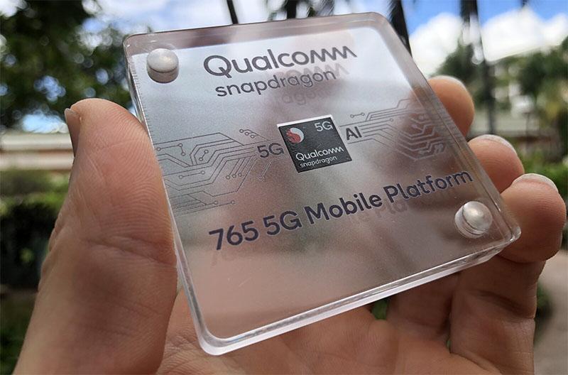 Смартфон iQOO Z1x получит платформу Snapdragon 765G