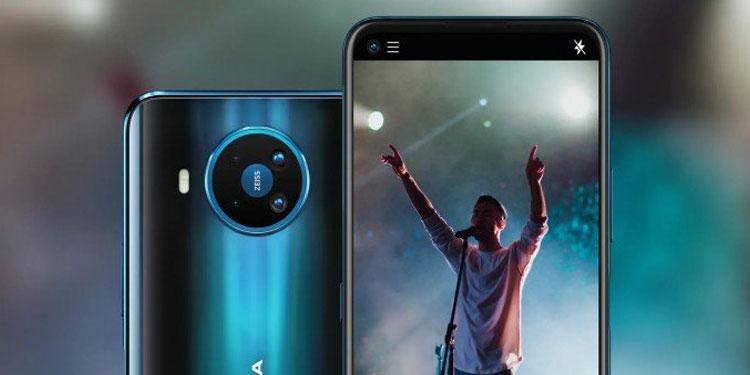 Раскрыты характеристики и цена смартфона Nokia 8.3 5G