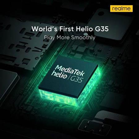 Подтверждено, что Realme C11 первым получит чип Helio G35